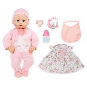 Zapf Creation 64467 Baby Chloe Doll & Playset