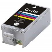 Canon CLI-36C Kleur (huismerk inktcartridges)