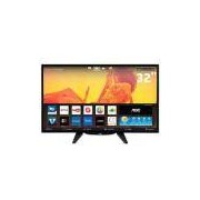 Smart Tv Led 32 Polegadas Aoc Le32s5760 Hdmi E Usb Preto