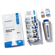 Fitness Favourites Bundle - White Chocolate - Unflavoured
