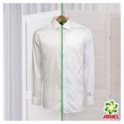 Pachet promo detergent lichid ARIEL Mountain Spring 60 spalari 3.3L + Touch of Lenor 60 spalari 3.3L