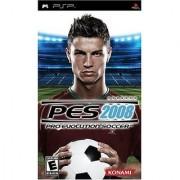 Pro Evolution Soccer 2008 - Sony PSP