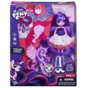 Papusa My Little Pony Equestria Girls Twilight Sparkle cu ponei A5102