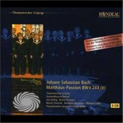 Video Delta Bach,J.S. - Matthaeus-Passion Bwv 244 (B) - CD