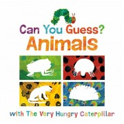Can You Guess?: Animals with the Very Hungry Caterpillar, Hardcover/Eric Carle