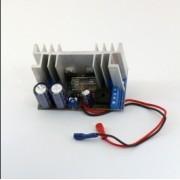 DSC TE-1230 töltő/tápegység modul