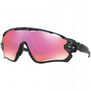 Oakley Jawbreaker Prizm Trail Polarized Sunglasses - Carbon Fibre/Prizm Trail