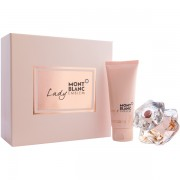 Mont Blanc Lady Emblem Комплект (EDP 50ml + BL 100ml) за Жени