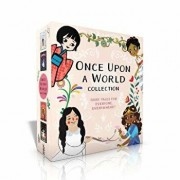 Once Upon a World Collection: Snow White; Cinderella; Rapunzel; The Princess and the Pea, Hardcover/Chloe Perkins