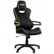 Nitro Concepts E200 Race Gaming Chair Black/Green NC-E200R-BG