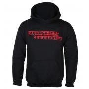 sweat-shirt avec capuche pour hommes Rage against the machine - Large Nuns - NNM - RTRAMHDBLAR