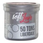 Soft Ball Triball 50 Tons De Liberdade 12gr 03 Unidades Soft Love