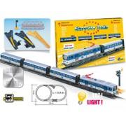 Set constructie - Trenulet electric calatori, Eurocity