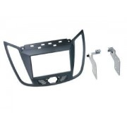 Kit integration 2 DIN FORD CMAX 12/2010- GRIS