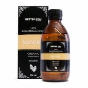 Better You Mandelolja EKO Kallpressad, 250 ml