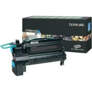 Тонер касета за Lexmark C792 Cyan Extra High Yield Return Program Print Cartridge (20K) - C792X1CG