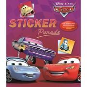 Stickerboek Cars: sticker parade