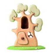 Jucarie stejarul cel batran BumbuToys, din lemn