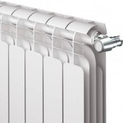 Element calorifer din aluminiu FARAL TROPICAL 350