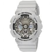 Casio G-shock Analog-Digital Grey Dial Mens Watch-GMA-S120MF-2ADR (G731)