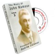 Magic of John Ramsay DVD #2 by Andrew Galloway