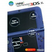 Consola Nintendo New 3DS XL Metallic Blue