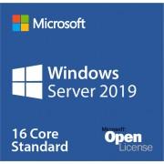 Microsoft Windows Server 2019 Standard 16 Core Open License 16 Cores