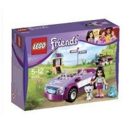 Lego 41013 Friends - Le Coupé Cabriolet D'emma