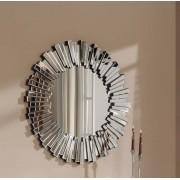 items-france SARAGOSSE - Miroir mural design 100x100
