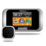 Elektronické digitální dveřní videokukátko VERIA DDK 5075S CZ