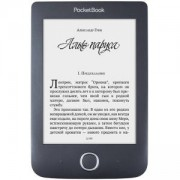 eBook четец PocketBook Basic3 PB614-2, 6 инча, Черен, POCKET-BOOK-PB614-2-B