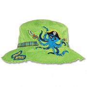 Stephen Joseph Bucket Hat, Octopus
