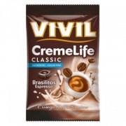Bomboane Creme Life Classic Brasilitos Espresso fara zahar 110g Vivil