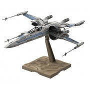 Bandai Star Wars 1/72 Scale X-Wing fighter Resistance Specifications Model by Bandai Star Wars