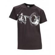 Rock You T-Shirt Space Trumpet L