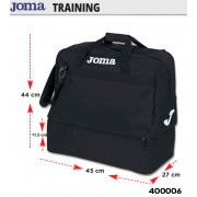 Borsone calcio Joma Borsa Medium Training 3 - Borsone sportivo da allenamento