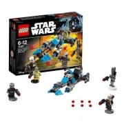 LEGO Star Wars Bounty Hunter Speeder Bike Battle Pack - 75167