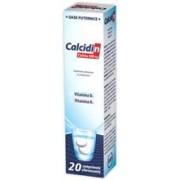 Calcidin Zdrovit 20cpr efervescente