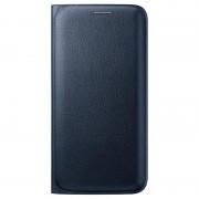 Bolsa Tipo Carteira EF-WG925PB para Samsung Galaxy S6 Edge - Preto