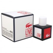 Lacoste live eau de toilette 40 ml spray