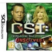 CSI Fatal Conspiracy Nintendo Ds