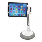 Techly Supporto Universale da Tavolo per Smartphone e Tablet fino a 10''