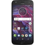 "Telefon Mobil Motorola Moto X4, Procesor Octa-Core 2.2GHz, IPS LTPS capacitive touchscreen 5.2"" FHD, 3GB RAM, 32GB Flash, Camera Foto Duala 12MP + 8MP, Wi-Fi, 4G, Dual SIM, Android (Negru) + Cartela SIM Orange PrePay, 6 euro credit, 6 GB internet 4G, 2,00"