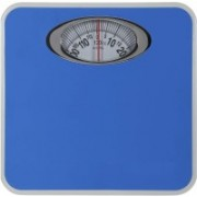 Zelenor Analog Weight Machine For Human Capacity 120Kg Mechanical Manual Analog Weighing Scale(Blue)