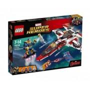 LEGO Marvel Super Heroes 76049 - Космическа мисия със самолета на Отмъстителите
