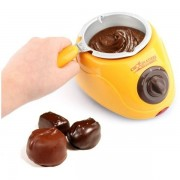 Aparat electric de topit ciocolata si set Fondue Chocolatiere