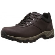 Hi-Tec Men's Dark Chocolate Leather Trekking and Hiking Boots - 8 UK