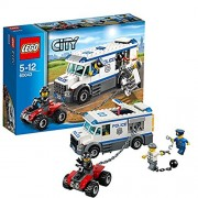 Lego City Police Prisoner Transporter, Multi Color
