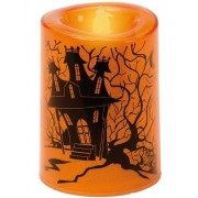 Halloween Led-Lampa 11 cm