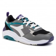 Сникърси DIADORA - Wizz Run D501.174340 C8020 Charcoal Gry/Wht/Harbor B
